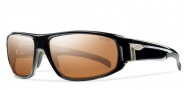Smith Tenet Sunglasses Sunglasses - Black-Polarchromic Copper Mirror