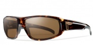 Smith Tenet Sunglasses Sunglasses - Tortoise-Polarized Brown