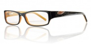 Smith Party Eyeglasses Eyeglasses - Black/Orange-XL6