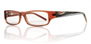 Smith Party Eyeglasses Eyeglasses - Chocolate/Orange-2R2
