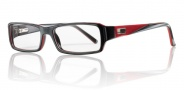 Smith Posse Eyeglasses Eyeglasses - Black/Red-459