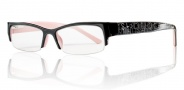 Smith Chainmail Eyeglasses Eyeglasses - Black/Pink-Z2F