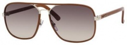 Gucci 1943/S Sunglasses Sunglasses - 0UYZ Cuir Leather (ED brown gradient lens)