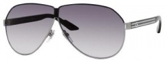 Gucci 1944/S Sunglasses Sunglasses - 0UWP Brown Gunmetal Ruthenium (CC brown gradient lens)