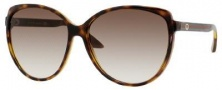 Gucci 3162/S Sunglasses Sunglasses - 00M3 Chocolate Havana (02 brown gradient lens)