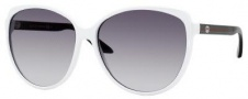 Gucci 3162/S Sunglasses Sunglasses - 0D28 Shiny Black (BN dark gray lens)