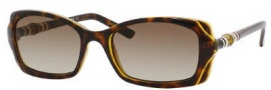 Gucci 3194/S Sunglasses Sunglasses - 0791 Havana (CC brown gradient lens)
