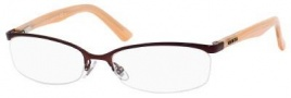Gucci 2901 Eyeglasses Eyeglasses - 0YOG Burgundy