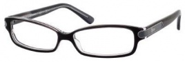 Gucci 3197 Eyeglasses Eyeglasses - 046K Black Gray Crystal
