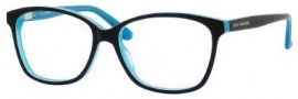 Juicy Couture Smart Eyeglasses Eyeglasses - 0JDM Black Teal