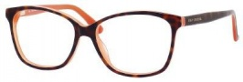 Juicy Couture Smart Eyeglasses Eyeglasses - 0ERN Espresso Ice Pink