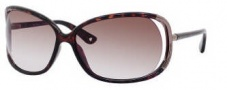 Juicy Couture Shady Day/S Sunglasses Sunglasses - 0V08 Tortoise (YY brown gradient lens)