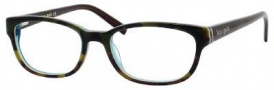 Kate Spade Blakely Eyeglasses Eyeglasses - 0JLM Tortoise Turquoise