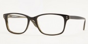 Brooks Brothers BB 711 Eyeglasses Eyeglasses - 5315  BLACK/GREEN HORN DEMO LENS