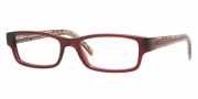 Burberry BE2066 Eyeglasses Eyeglasses - 3178  OXBLOOD DEMO LENS