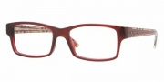 Burberry BE2067 Eyeglasses Eyeglasses - 3178  OKBLOOD DEMO LENS