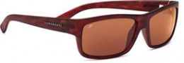 Serengeti Martino Sunglasses Sunglasses - 7493 Satin Cognac / Drivers