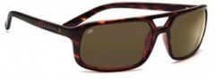 Serengeti Livorno Sunglasses Sunglasses - 7499 Dark Tortoise / 555nm Polarized