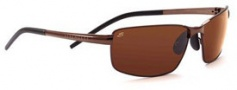 Serengeti Lizzano Sunglasses Sunglasses - 7435 Satin Black / Drivers Polarized