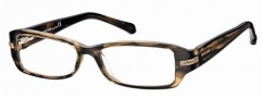 Roberto Cavalli RC0559 Eyeglasses Eyeglasses - 050 - Melange brown/yellow- rose gold