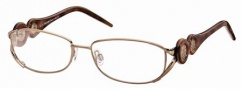 Roberto Cavalli RC0549 Eyeglasses Eyeglasses - 034 - Light bronze, havana