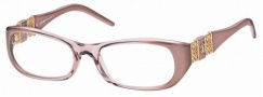 Roberto Cavalli RC0555 Eyeglasses Eyeglasses - 074 - Shaded transparent pearl rose, pearl rose, rose gold