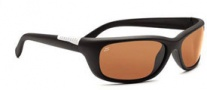Serengeti Verucchio Sunglasses Sunglasses - 7439 Satin Black / Polar PhD Drivers