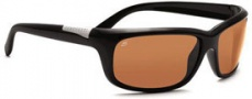 Serengeti Vetera Sunglasses Sunglasses - 7485 Shiny Black / Polar PhD Drivers