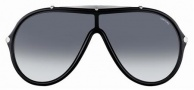 Tom Ford FT0152 Ace Sunglasses Sunglasses - 01B Black/grey Shaded