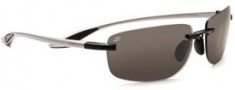 Serengeti Rotolare Sunglasses Sunglasses - 7478 Aluminum / Polar PhD CPG