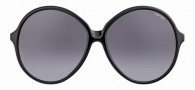 Tom Ford FT0187 Rhonda Sunglasses Sunglasses - 01F Black/grey Brown Shaded
