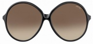 Tom Ford FT0187 Rhonda Sunglasses Sunglasses - 05F Dark Brown/brown shaded