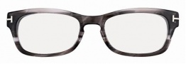 Tom Ford FT5184 Eyeglasses Eyeglasses - 020 Transparent Gray