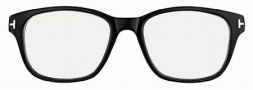 Tom Ford FT5196 Eyeglasses Eyeglasses - 001 Shiny Black