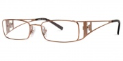 Versace VE1111 Eyeglasses Eyeglasses - 1013 Mocha Brown