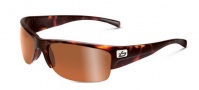 Bolle Zander Sunglasses Sunglasses - 11376 Dark Tortoise / Polarized Inland Gold