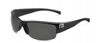 Bolle Zander Sunglasses Sunglasses - 11373 Shiny Black / Polarized TNS