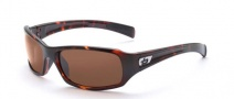 Bolle Phoenix Sunglasses Sunglasses - 11386 Dark Tortoise / Plarized A-14