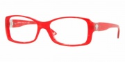 Versace VE3137 Eyeglasses Eyeglasses - 882  STRIPED RED DEMO LENS