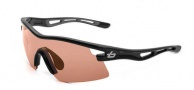 Bolle Vortex Sunglasses Sunglasses - 11413 Shiny Black / Photo Rose