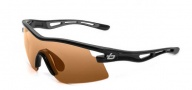 Bolle Vortex Sunglasses Sunglasses - 11412 Shiny Black / Photo Amber