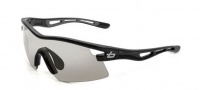 Bolle Vortex Sunglasses Sunglasses - 11409 Shiny Black / Photo Clear Gray