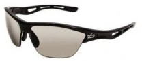 Bolle Helix Sunglasses Sunglasses - 11456 Shiny Black / Photo Rose