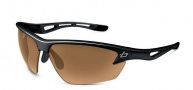 Bolle Draft Sunglasses Sunglasses - 11468 Shiny Black / EagleVision 2 Dark