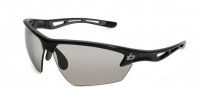 Bolle Draft Sunglasses Sunglasses - 11463 Shiny Black / Photo Clear Gray
