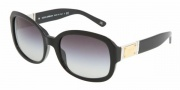 Dolce & Gabbana DG4086 Sunglasses Sunglasses - 501/8G Black / Gray Gradient