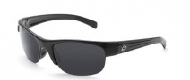 Bolle Aero Sunglasses Sunglasses - 11354 Shiny Black / Polarized TNS