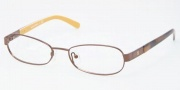 Tory Burch TY1017 Eyeglasses Eyeglasses - 104  BROWN DEMO LENS