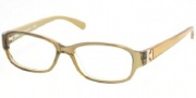Tory Burch TY2001 Eyeglasses Eyeglasses - 801  TEA DEMO LENS