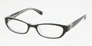 Tory Burch TY2009 Eyeglasses Eyeglasses - 541  BLACK/CRYSTAL DEMO LENS